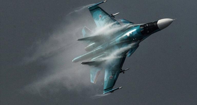 Russia, scontro tra caccia