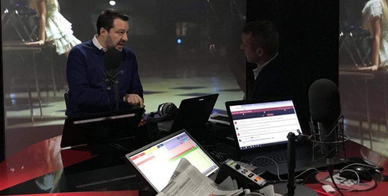 Cara di Mineo, Salvini annuncia la chiusura
