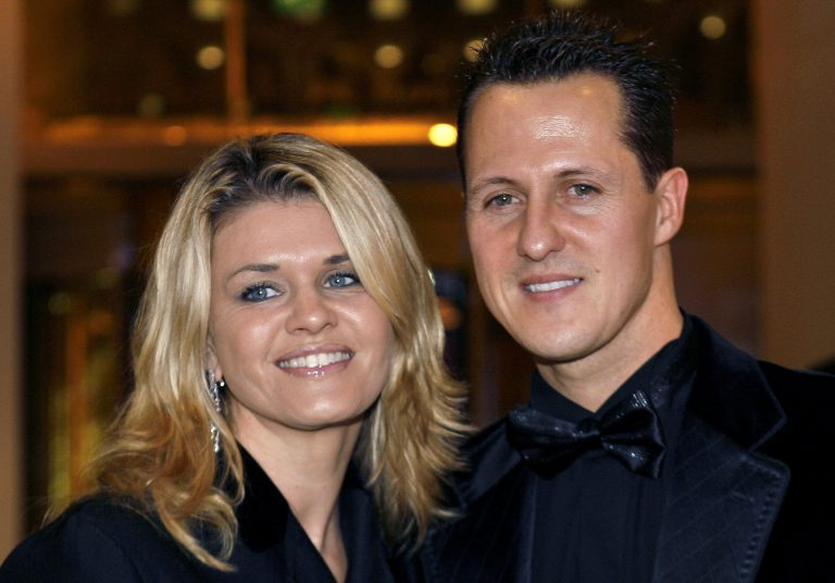 Schumacher, il messaggio social della moglie a poche ore dal 50° compleanno