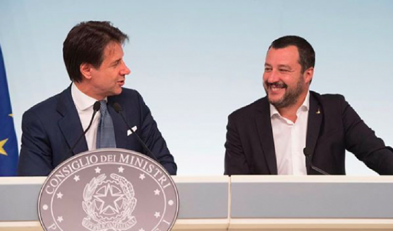 Sea Watch, accordo Conte e Salvini sui migranti