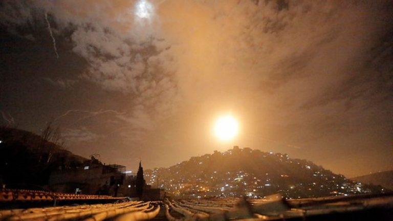 siria minaccia israele 768x432