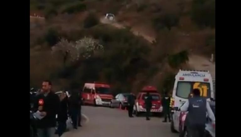 Spagna, bimbo nel pozzo, il robot-sonda arrivato a 80 metri