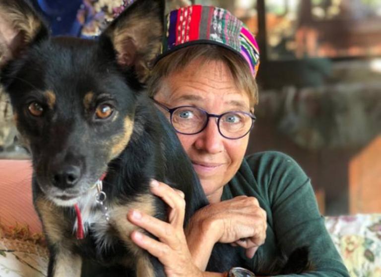 Susanna Tamaro dedica un post d'addio al suo cane avvelenato
