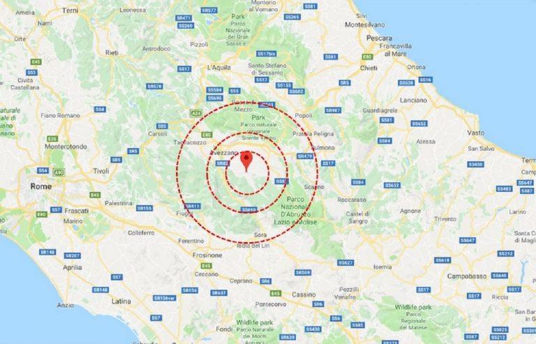 terremoto aquilano