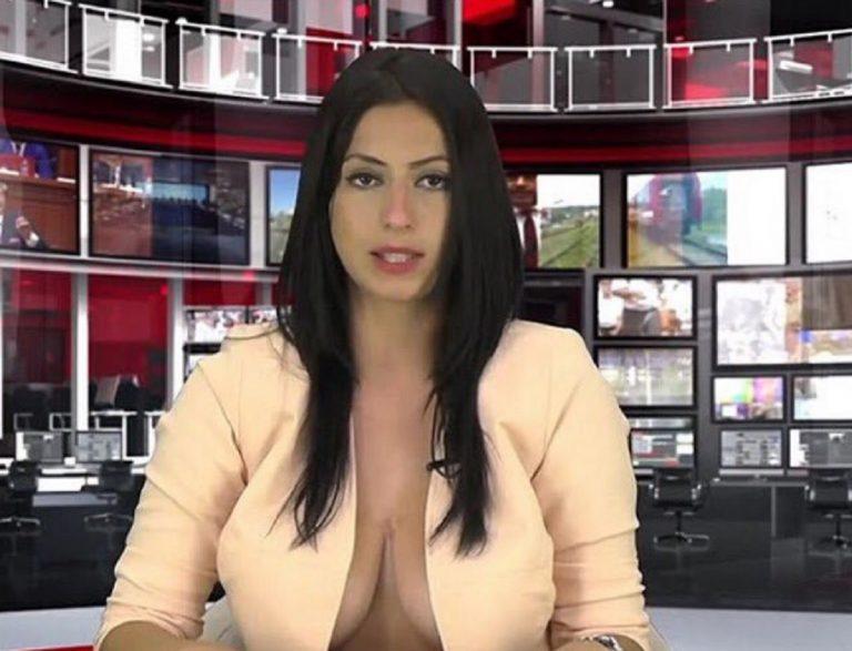Albania, tg a luci rosse: conduttrici mezze nude