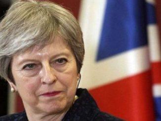 Il giorno del voto sulla Brexit: l'attesa di Theresa May