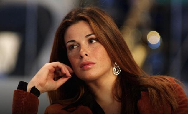 Vanessa Incontrada nel 2002