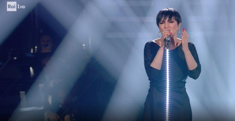 Arisa, la pessima esibizione a Sanremo