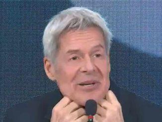 """Festival di Sanremo, Claudio Baglioni: """"Combatto contro gli sciacalli"""""""