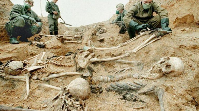 Bielorussia: ritrovati resti di 730 ebrei uccisi da nazisti