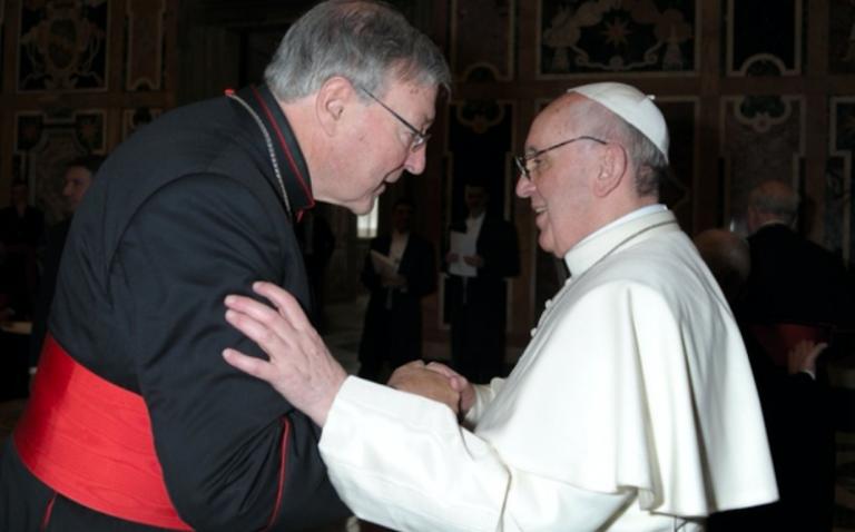 Cardinale Pell condannato per pedofilia