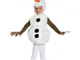 costume carnevale per bambini