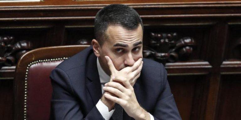 """Di Maio commenta la sconfitta in Abruzzo """"Nel M5S ci sono diversi problemi da affrontare"""""""