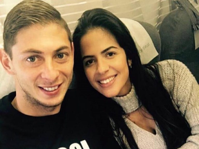Emiliano Sala fidanzata segreta