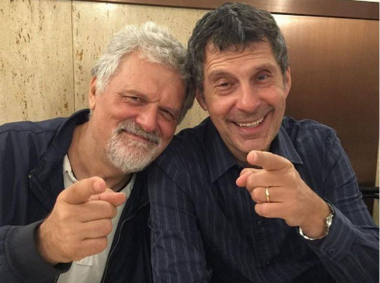 Fabio e Fabrizio Frizzi