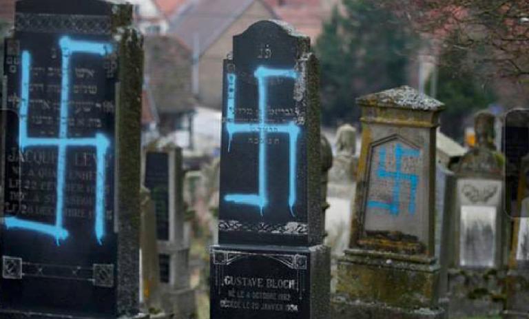 francia profanato cimitero ebraico 768x463