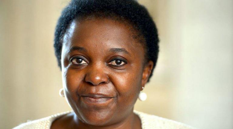 Il marito di Cecile Kyenge si candida con la Lega