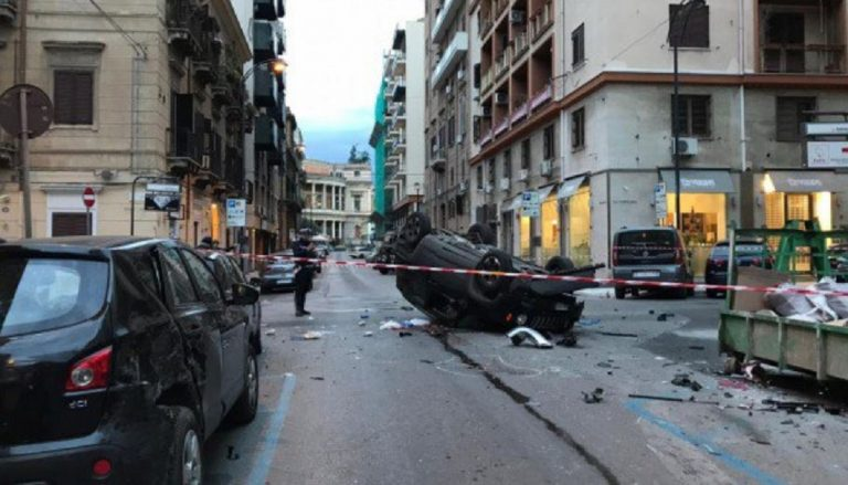incidente palermo