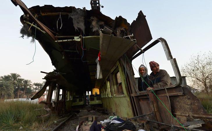 Incidente stazione Cairo
