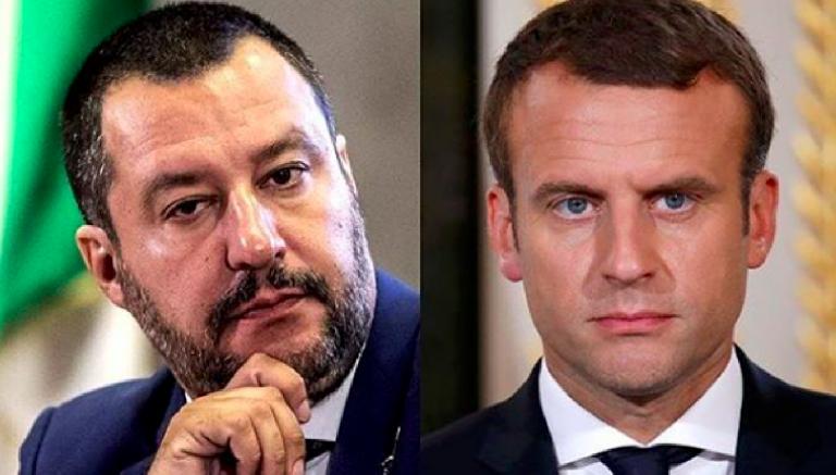 Italia-Francia, Salvini invita Castaner
