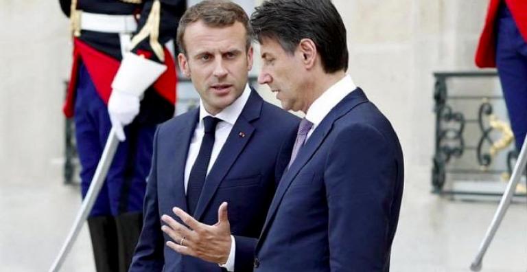 La Francia richiama l'ambasciatore a Roma