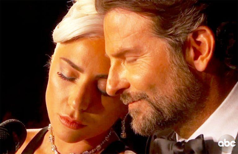 Lady Gaga e Bradley Cooper