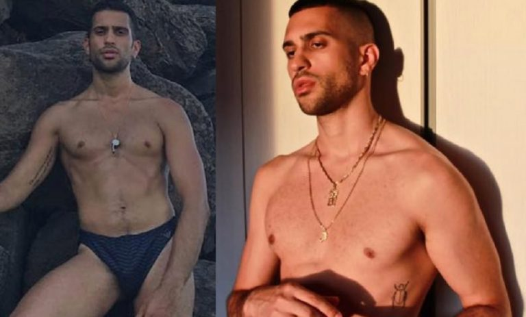 Mahmood, indiscrezione hot