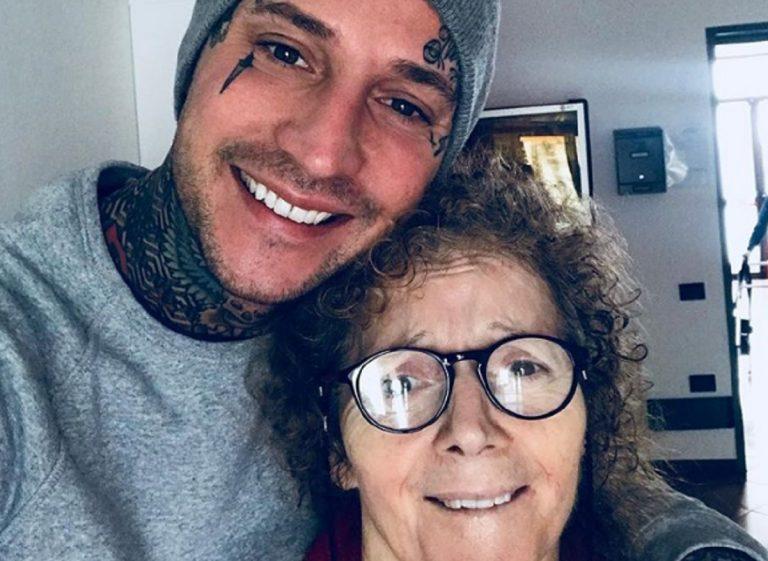 Manuel Valicella, morta la mamma