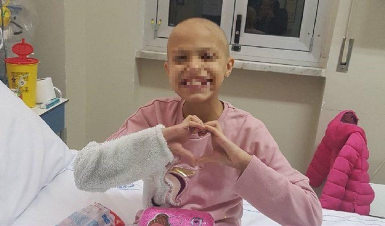 Maya, a 10 anni lotta contro un tumore allo stomaco: vip diffondono l'appello