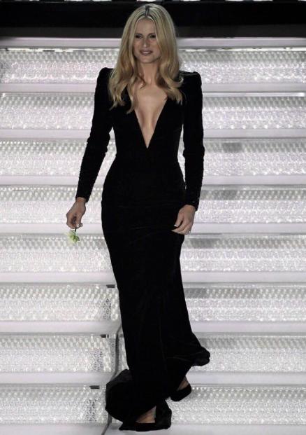 Michelle Hunziker Sanremo
