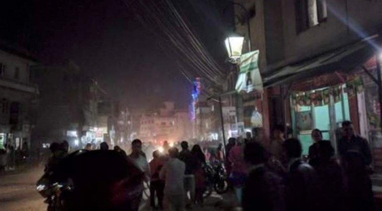 Nepal, esplosione nella capitale
