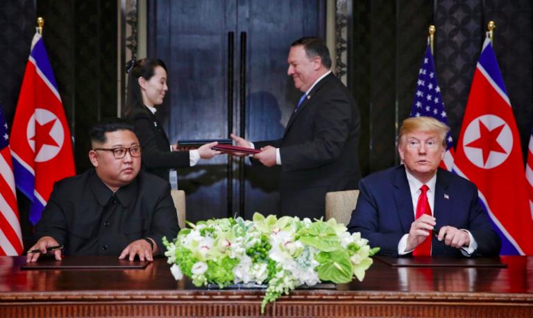 Nessun accordo Trump-Kim sul nucleare