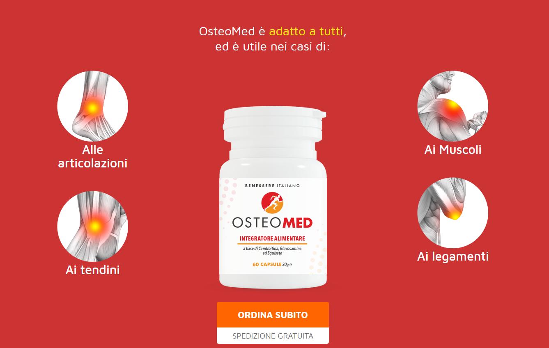 Osteomed pareri e recensioni sul rimedio contro i dolori for Dolori articolari cause