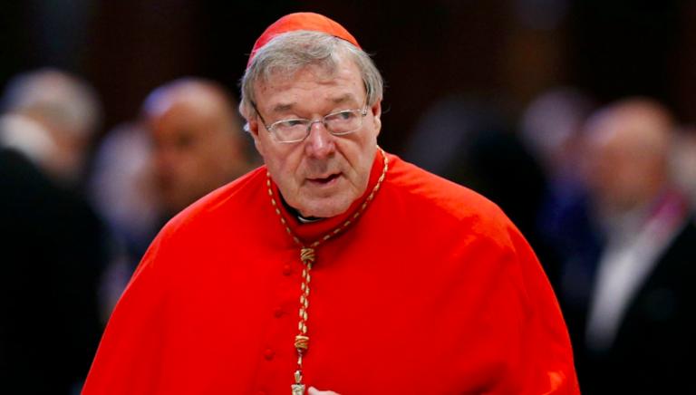 Pedofilia, cardinale Pell in carcere