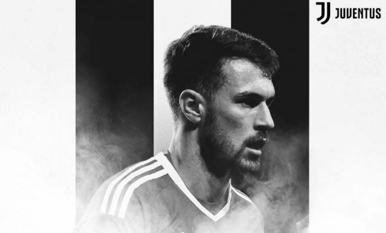 Juventus, Ramsey è ufficiale