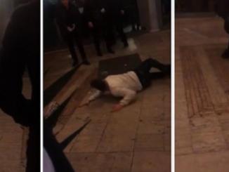 """Salerno, 32enne ubriaco pestato da tre buttafuori: """"Vergognoso"""""""