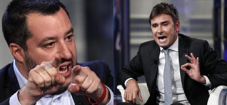 Salvini contro Di Battista
