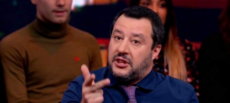 Salvini contro Achille Lauro