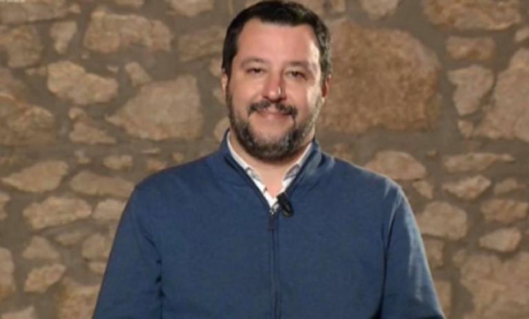 Abruzzo, Salvini rompe il silenzio elettorale con un tweet FOTO