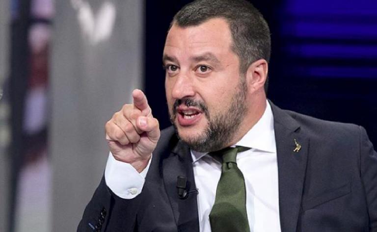 Salvini, caso Diciotti