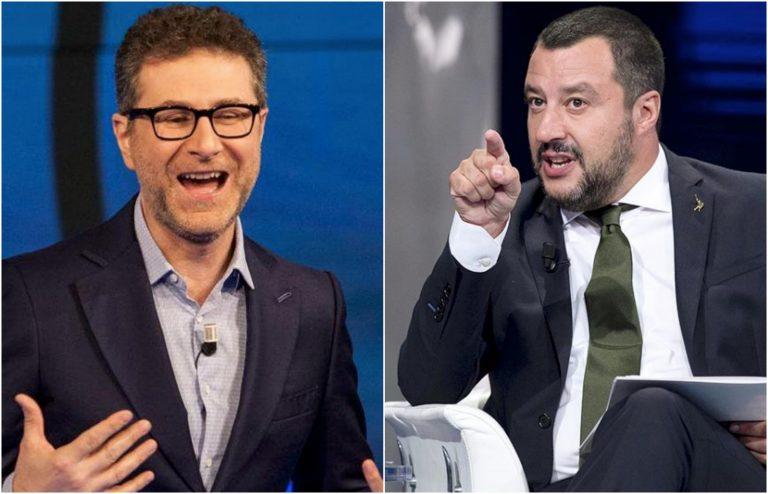 Salvini contro Fazio