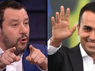 Salvini Di Maio