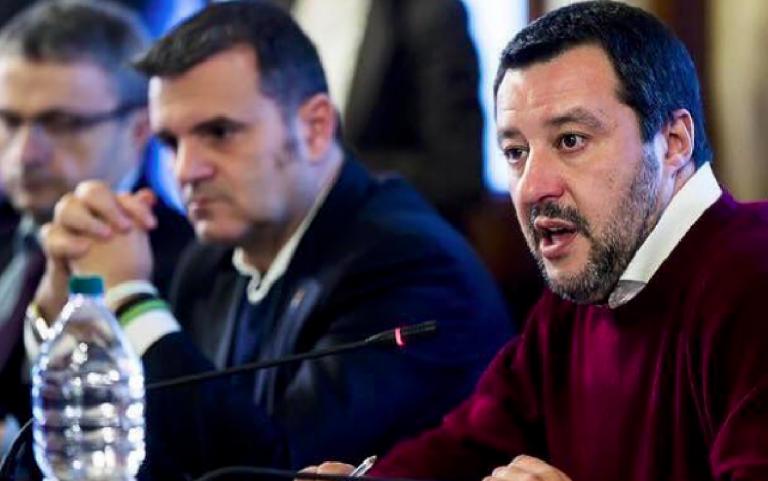 Salvini su Europee con M5S