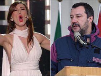 Salvini Virginia Raffaele satana