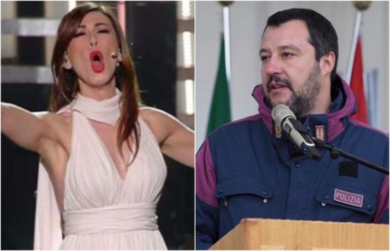 Salvini Virginia Raffaele satana