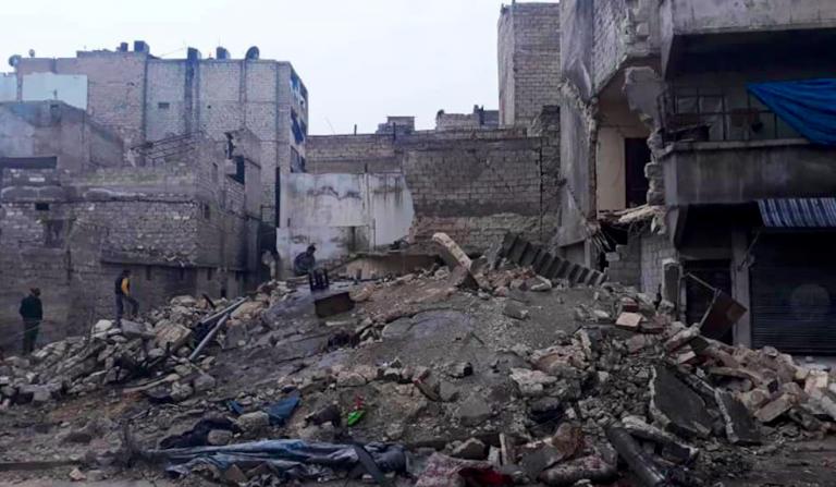 Siria, ferito fotografo italiano