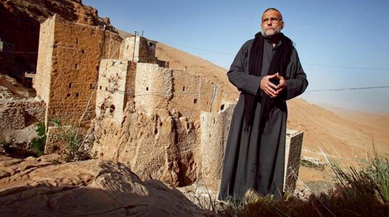 Siria, Padre Dall'Oglio prigioniero Isis
