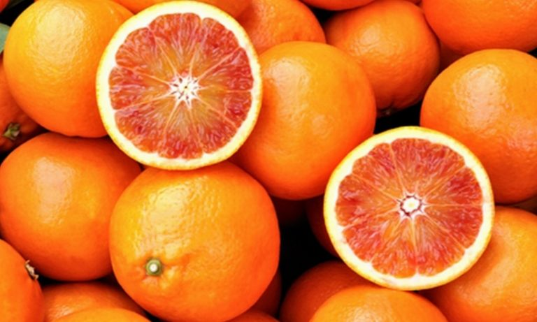 Dieta arance rosse.