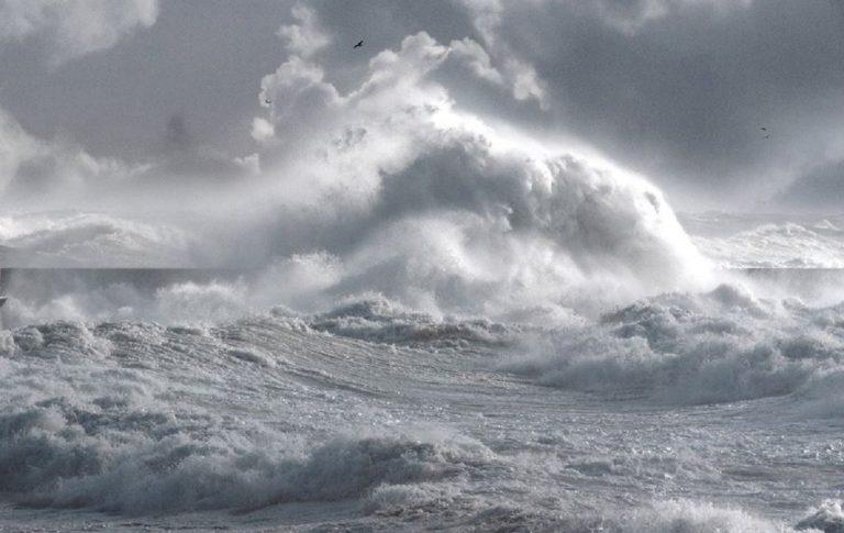vento e mareggiate