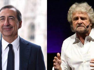 """Grillo critica il corteo di Milano, Sala """"Rispetto per chi manifesta"""""""